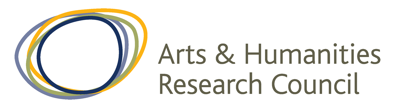 Logo of Arts and Humanities Research Council